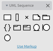 UML Toolbar
